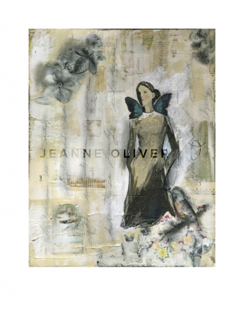 Bird of Truth by Jeanne Oliver