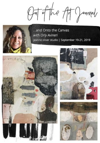 Out of the Art Journal with Orly Avineri